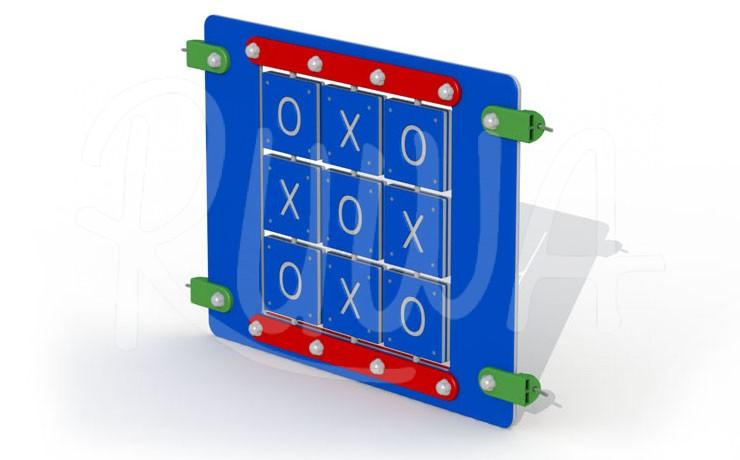 "Pädagogische Spieltafel ""Tic Tac Toe"""
