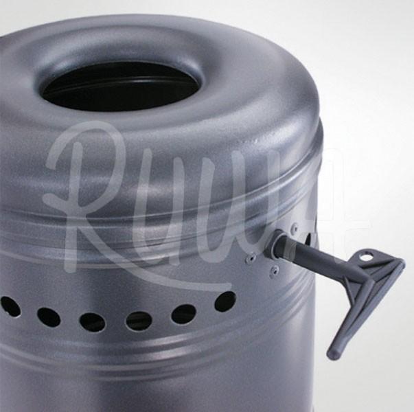 Abfallbehälter Type 619 - Bild 3
