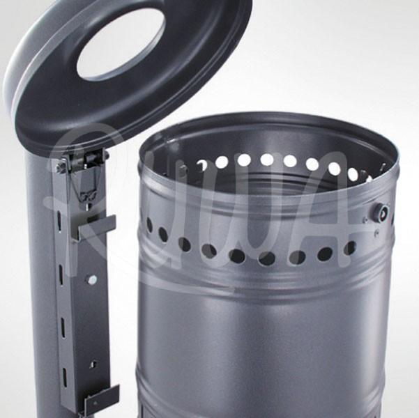 Abfallbehälter Type 619 - Bild 2