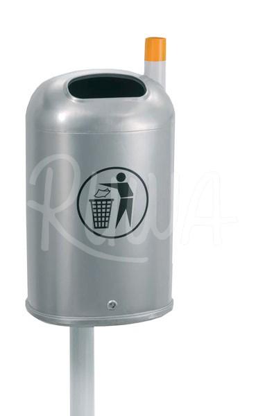 Abfallbehälter Type 632
