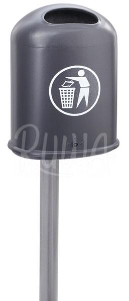 Abfallbehälter Type 631