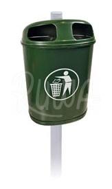 Abfallbehälter Type 634