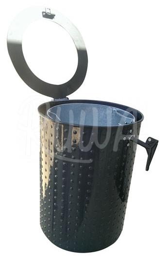Abfallbehälter Type 643