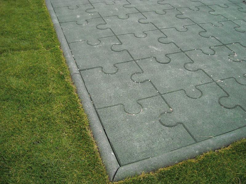 Puzzle-Fallschutzplatten - Bild 2