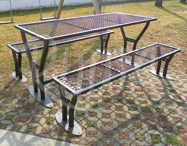 Tisch und Bank Type 933 - Bild 2