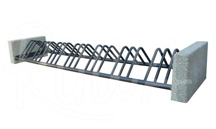 Fahrradständer Modell 1000 zweiseitig