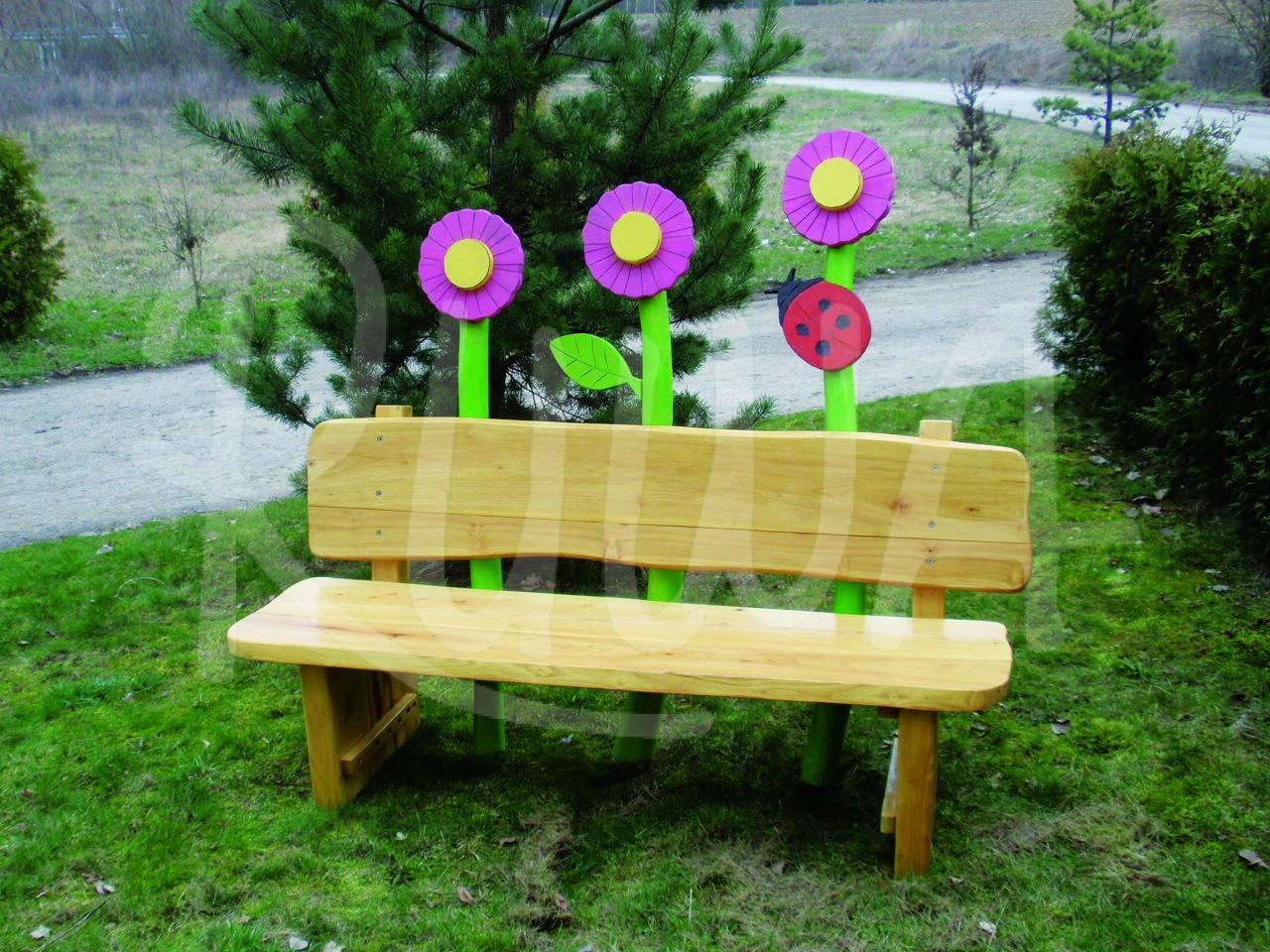 Kindersitzbank und Tisch Type 956 - Bild 3