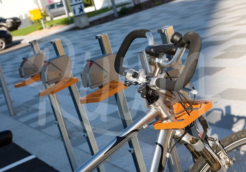 Absperrsystem für Fahrräder & E-Bikes (Keylock) - Bild 1