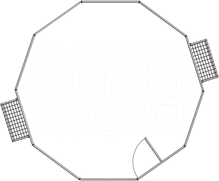 Soccer-Cage 10 teilig - Bild 2