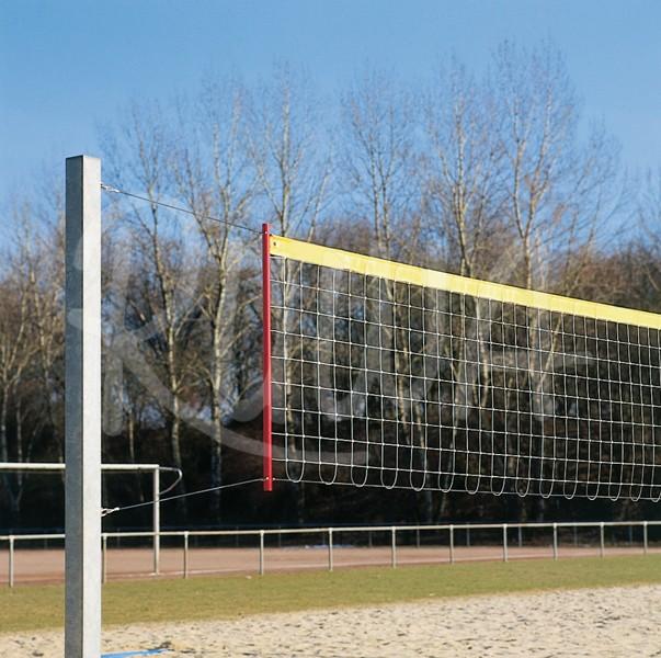 Volleyball-Netzpfosten Antivandal
