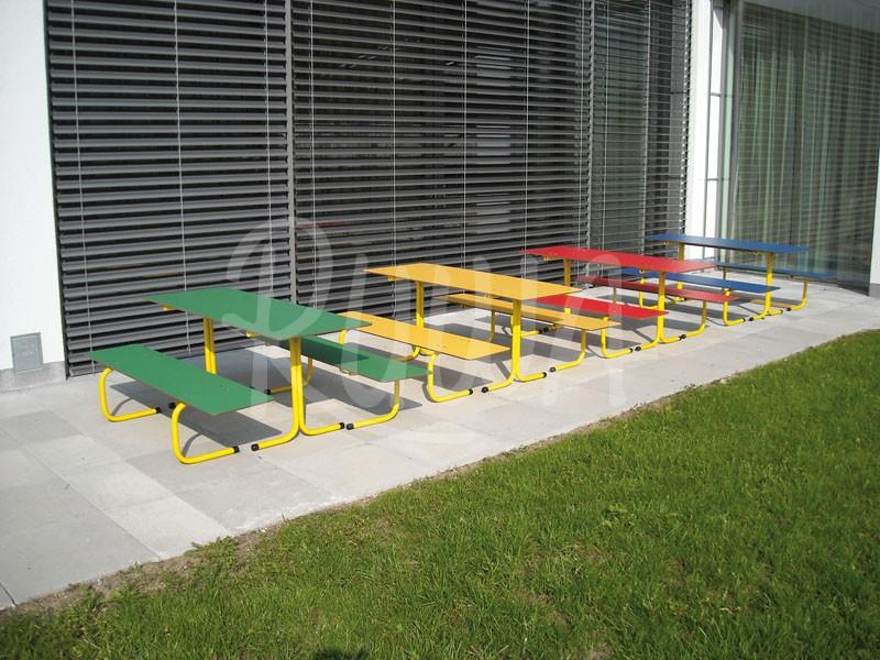 Kindersitzbank und Tisch Type 3933 - Bild 2