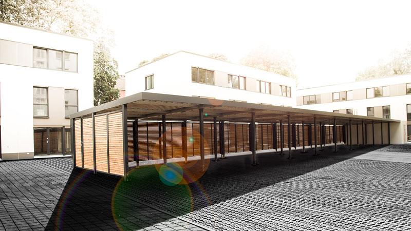 Siebau Carports – Projekte in ganz Österreich