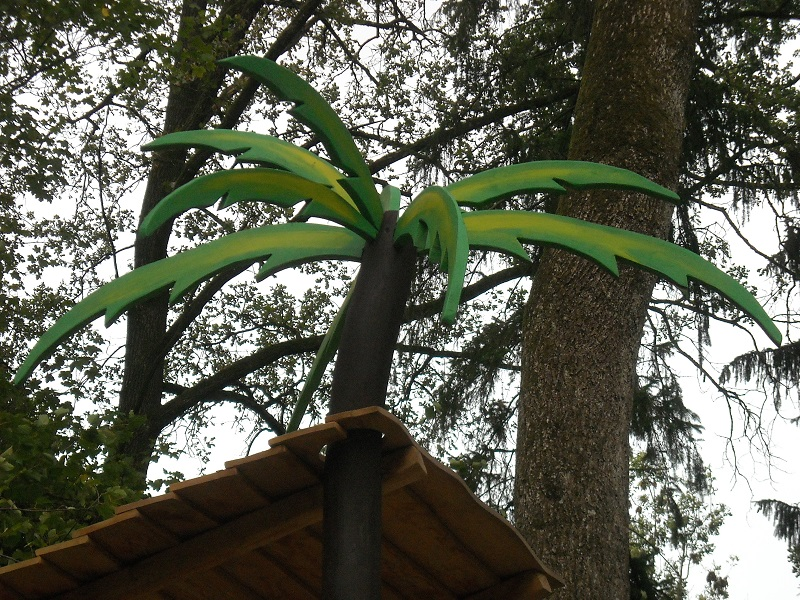 Dschungelturmanlage - Bild 3