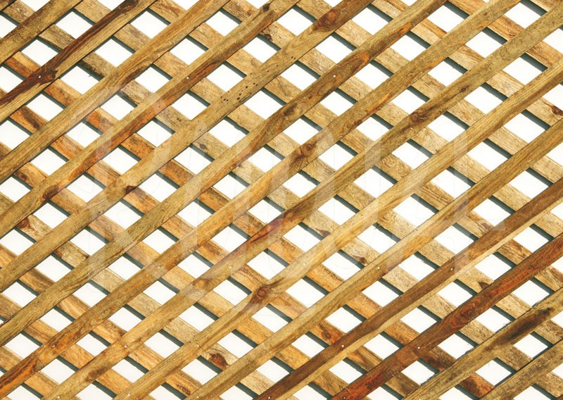 Brückengitter extra dicht (6 x 6 cm)