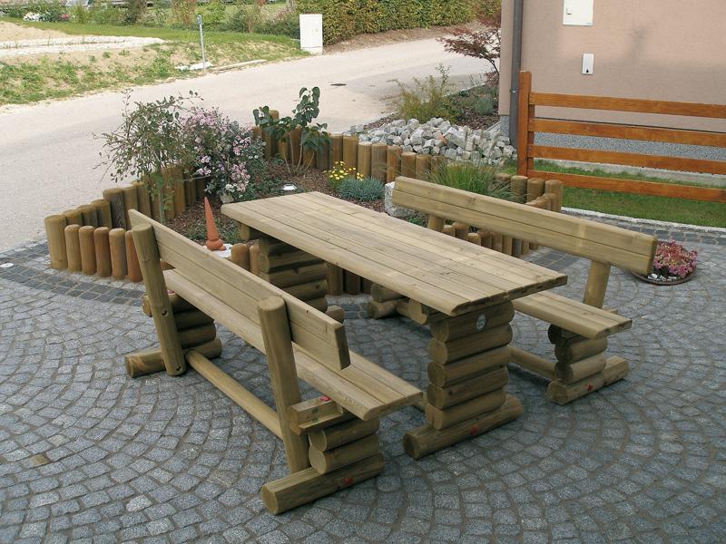 Tisch und Bank Type 3916