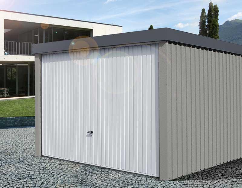 Garagen aus Stahl - Bild 2