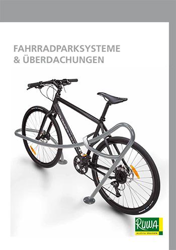RUWA Blätterkatalog Fahrradparksysteme und Überdachungen