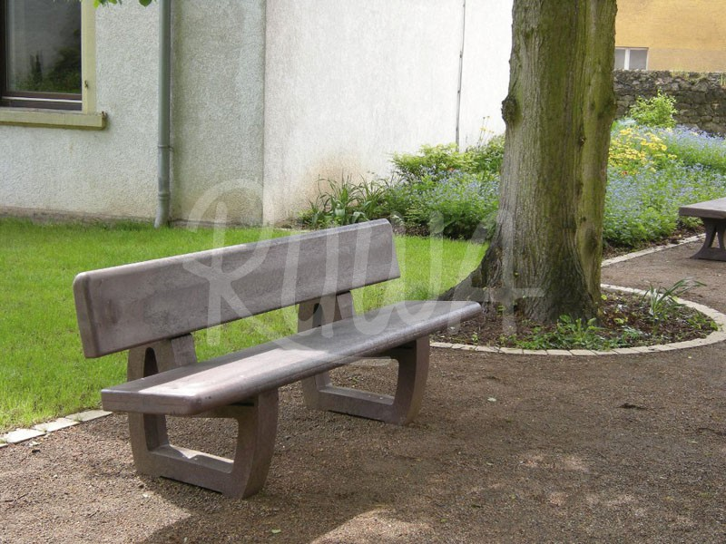 Sitzbank Type 3921 (Recycling) - Bild 2