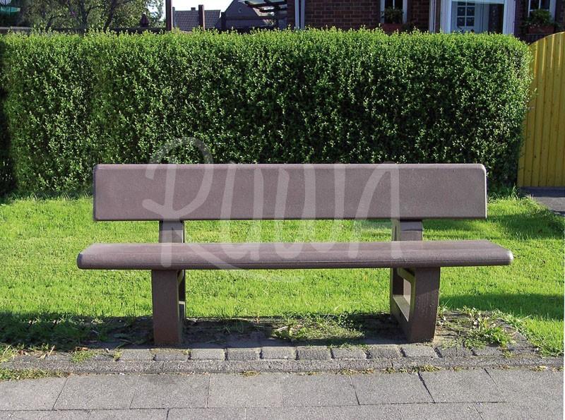Sitzbank Type 3921 (Recycling) - Bild 1