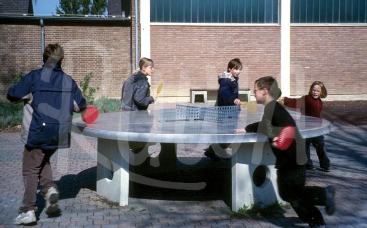 Team – Tischtennistisch