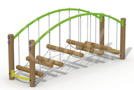 Balkenbrücke - Bild 1