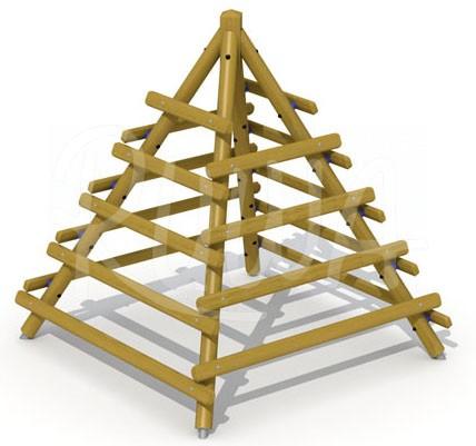 Kletterpyramide - Bild 1