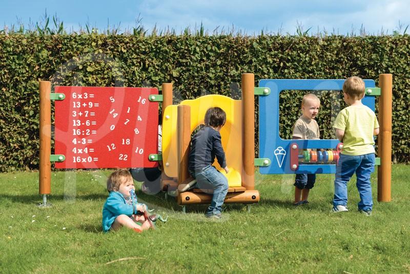 """Pädagogische Spieltafel """"ABC & 123"""" - Bild 2"""
