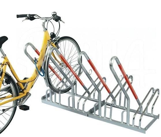 Fahrradständer Modell 300 mit Anlehnbügel
