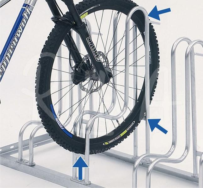 Fahrradständer Modell 400 - Bild 2