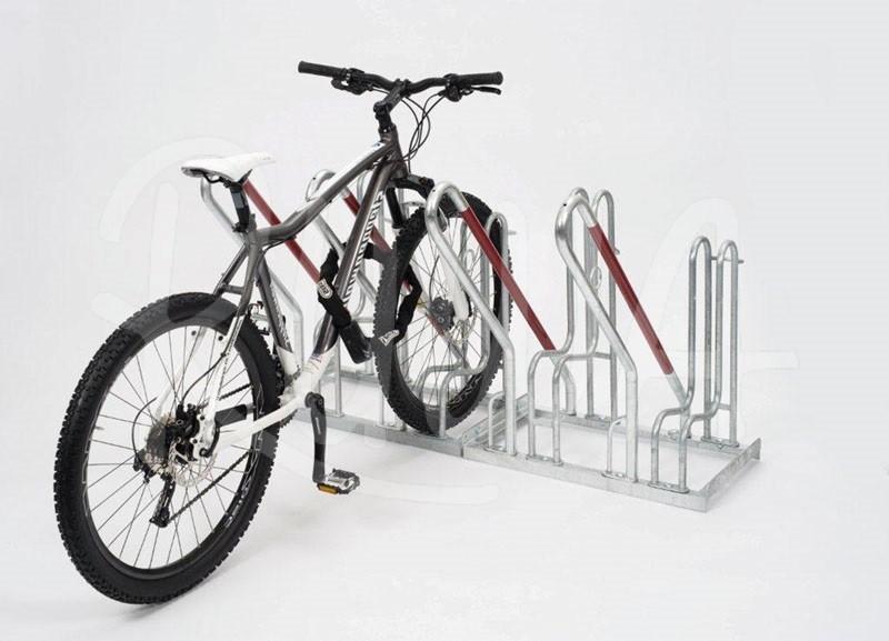 Fahrradständer Modell 500 mit Anlehnbügel