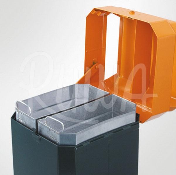 Abfallbehälter Type 628 - Bild 2