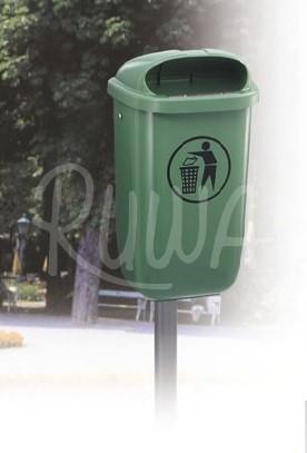 Abfallbehälter Type 637 - Bild 1