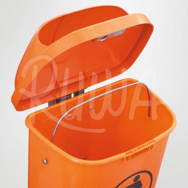 Abfallbehälter Type 637 - Bild 2
