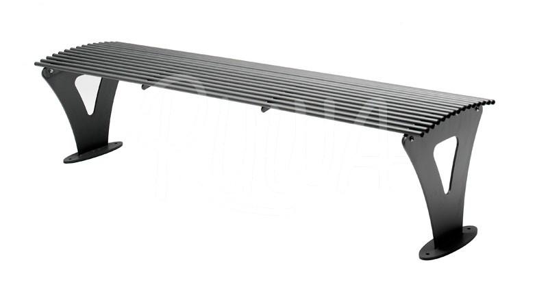Sitzbank Type 910 Stahlbelattung - Bild 2