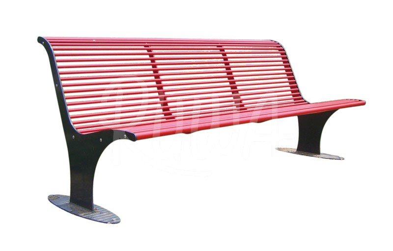 Sitzbank Type 910 Stahlbelattung - Bild 1