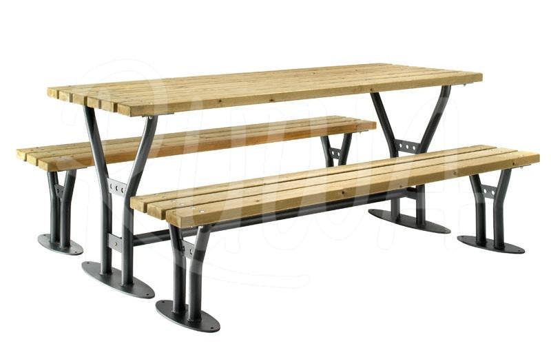 Tisch und Bank Type 933
