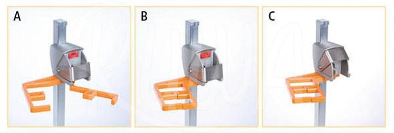 Absperrsystem für Fahrräder & E-Bikes (Keylock) - Bild 2
