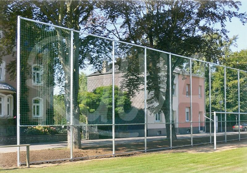 Ballfangnetz mit Alusteher - Bild 2