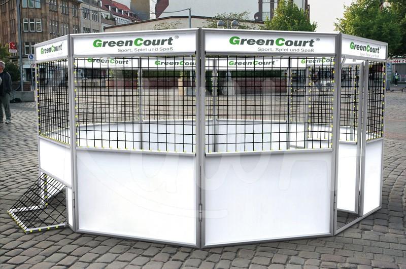 Soccer-Cage 10 teilig