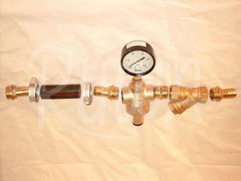 Handpumpe Automatik SD 75 / Wasseranschluß bauseits - Bild 2