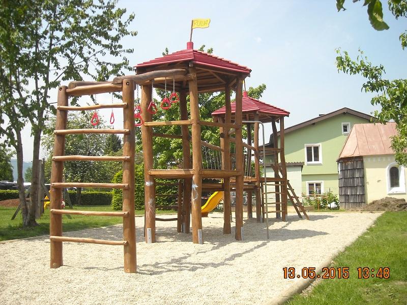 Sechseckdoppelturmanlage - Bild 2