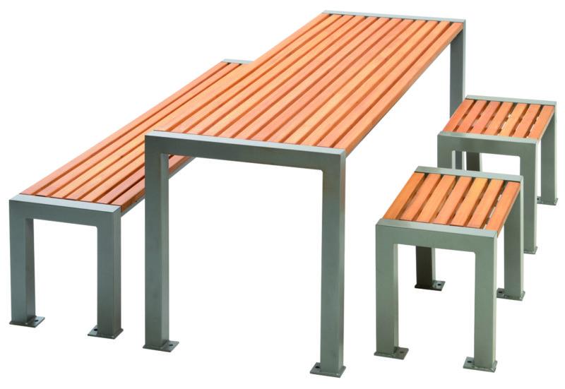 Tisch und Bank Type 812 - Bild 2