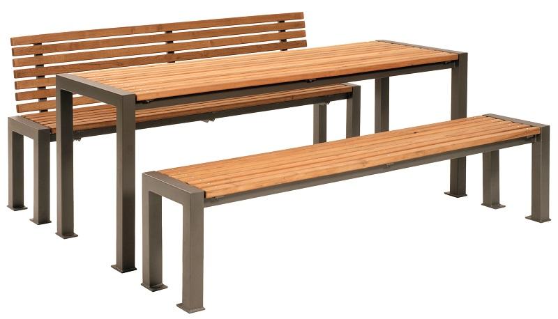 Tisch und Bank Type 812