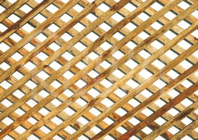 Brückengitter extra dicht (6 x 6 cm) - Bild 1
