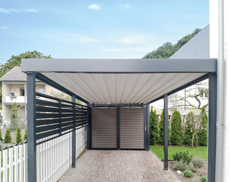 Das Dach Ihres Carports aus Stahl - Bild 3
