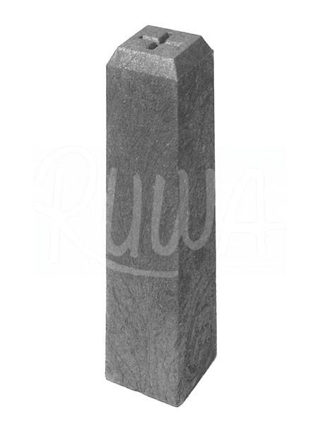 Grenzpflock & Grenzstein aus Recyclingmaterial - Bild 2