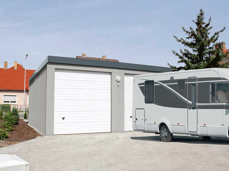 Garagen aus Stahl - Bild 3
