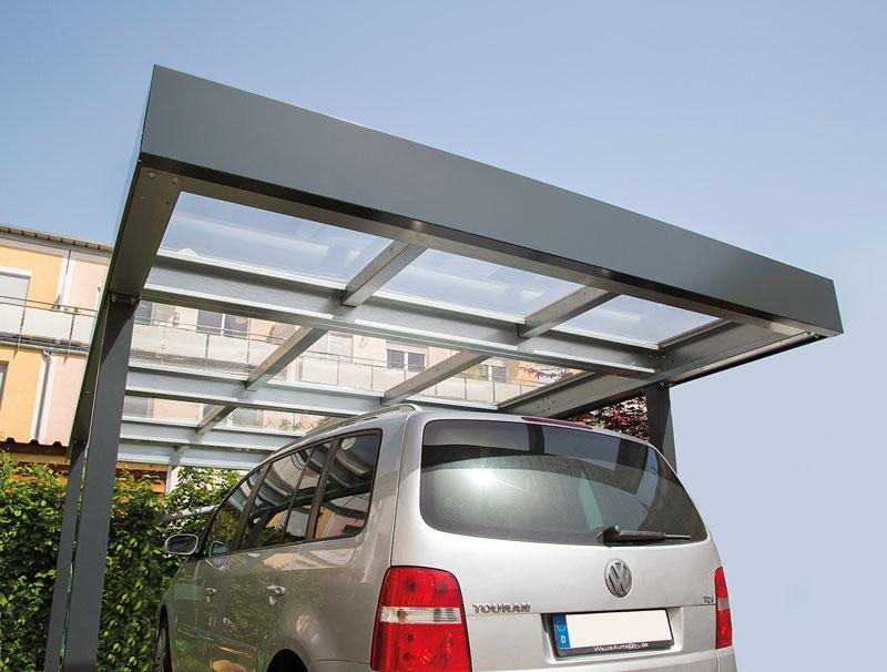 Das Dach Ihres Carports aus Stahl - Bild 2
